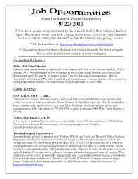 Examples Of Resumes Good Examples Of Resumes EssayscopeCom 41