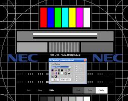 Pattern Generator Gorgeous Download NEC Test Pattern Generator 4848