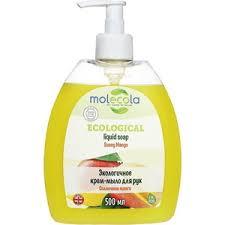 Купить <b>Крем</b>-<b>мыло для рук Molecola</b> Солнечное Манго ...