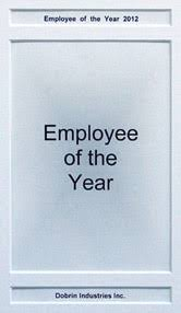 Employee Of The Month Photo Frame Employee Of The Month Frame 13x27 Holds All Photos For An Entire Year