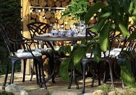 maintaining aluminium patio furniture