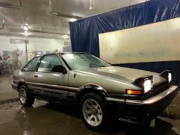 Want To Trade: 1985 Toyota Corolla gts w/ aw11 Redtop swap for a ...