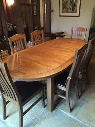 oval extending dining table and chairs. empire oval extending dining table - tudor oak range and chairs
