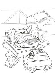 Small Picture Cars 2 Coloring Book Pages Coloring Pages