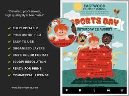 Free Printable Flyer Templates Word Free Sports Flyer Templates Word Yourweek 100b100eca100e 47