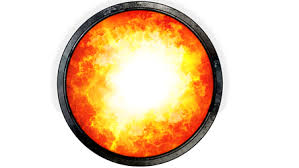 Mortal Kombat Logo Background Remake (Flaming Orb) by Leafpenguins ...