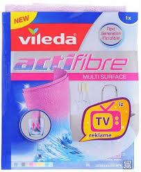 <b>Vileda Actifibre Салфетка</b> унверсальная влаговпитывающая из ...