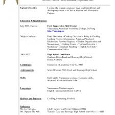 Resume Sample Word Incredible How To Make Resume Sample Write Curriculum Vitae 49