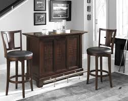 Round Dining Table With Bar Stools Matching Amazing Height Set To
