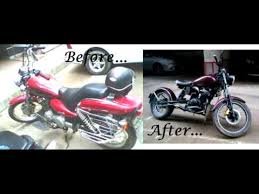 motorbike modification in dhaka bangladesh by alpine auto bd youtube