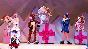sarah errington dishes on rudolph the red nosed reindeer at msg theater