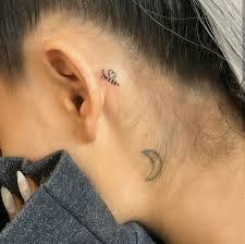 Ariana Grandes Bee Tattoo Ari Ariana Grande Tattoo Ariana