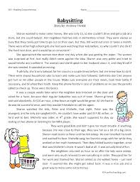 Grade Worksheets Language Arts Reading Comprehension Common Core ...
