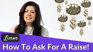 how to ask for a raise confidence limor markman