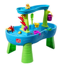 step2 deluxe art master desk with chair best of step 2 rain showers splash pond water