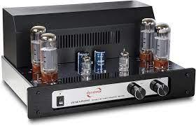 Dynavox VR-70 E II Amplificateur intégré à tubes phono Chromé (Import  Allemagne): Amazon.fr: Lecteurs MP3 & Casques