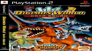 Ps2 Digimon World Data Squad Opening
