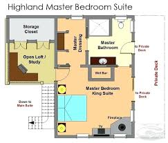 master bedroom suite plans. Master Bedroom Floor Plans With Bathroom Addition First . Suite E