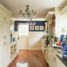 White Galley Kitchen Designs And Outside Kitchen Design Combined With  Various Colors And Beautiful Ornaments For Your Home Kitchen 8