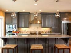 kitchen cabinets paint colorsColor Ideas for Painting Kitchen Cabinets  HGTV Pictures  HGTV