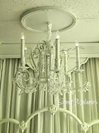 battery operated chandelier sweet she made for an old fixture with remote outdoor awesom