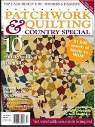 Australian Patchwork & Quilting Magazine~Country Special APQ~ 20 ... & Image is loading Australian-Patchwork-amp-Quilting-Magazine -Country-Special-APQ- Adamdwight.com