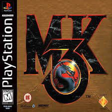 sony playstation 1 games. mortal kombat 3 sony playstation cover artwork playstation 1 games