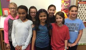 Brookline, Massachusetts, fifth graders learn about child marriages