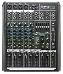 Mackie <b>8</b>-<b>Channel Professional</b> Effects Mixer With USB - Long ...