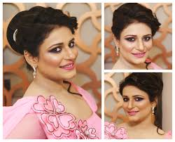 from natural elegant styles to more elaborate and glamorous looks sangeetadev s makeup house does it all