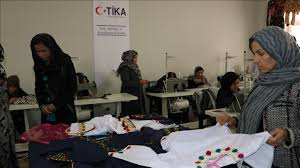 What Are Some Job Skills Turkish Aid Agency Helps Afghan Women With Job Skills