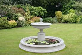 fountain garden. Images About Garden Fountains And How To Make Small Fountain O