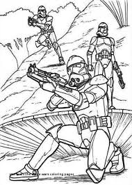 Clone Trooper Coloring Pages Awesome 30 Star Wars The Clone Wars