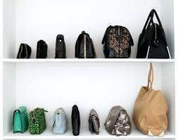 full size of organize purses in closet org handbags storage via alluring bathrooms designs kenya organizer