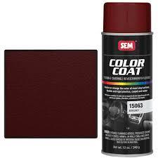 Sem Color Coat Color Card Chart For Plastic Vinyl