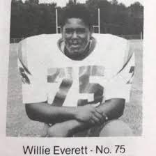 Willie Everett   texashsfootballhof