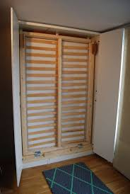 king size murphy bed plans. DIY Murphy Bed Mehr King Size Plans N