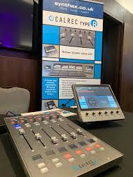 Uk R B Chart Calrec Type R At Radio Techcon 2019 Synthax Audio Uk