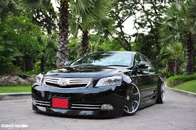 Slammed VIP Style Camry! | StanceNation™ // Form > Function