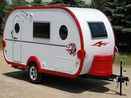Small Picture Mini Trailer Best small travel trailer Tiny travel Pinterest