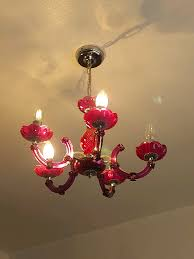 plum light fitting in cookstown