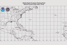 Hurricane Tracking Information Maps Statistics Records