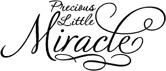 Quotes About Little Miracles 40 Quotes Awesome Miracle Baby Quotes