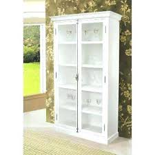 white china cabinet with glass doors white china cabinet cast white display cabinet white china cabinet