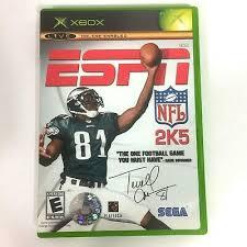 Espn Nfl Prime Time Microsoft Xbox 17 99 Picclick