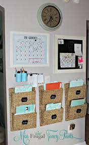 wall organizers for home office. family command center wall organizers for home office u