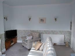 Laura Ashley Wallpaper Bedroom Nicholas Bailey Quality Painting Decorating