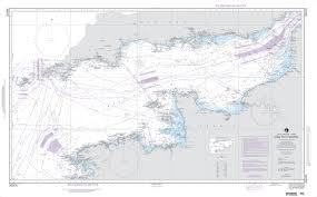Nga Chart English Channel 36005