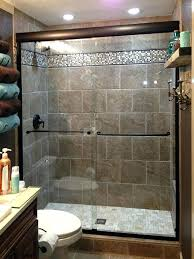 amazing of stand up tub shower best doors ideas on glass standard depth gorgeous bathtub to