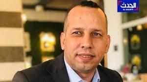 أبو علي العسكري المسؤول العسكري لميليشيا حزب الله هدد هشام الهاشمي قبل  أسبوعين بالقتل - YouTube